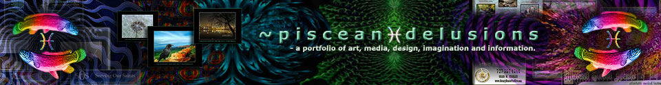 ~ piscean ♓ delusions - pisces art, photo, video, image, web and digital arts