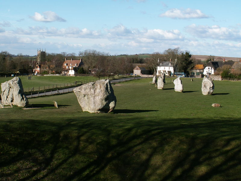 southern inner ring of stones, avebury