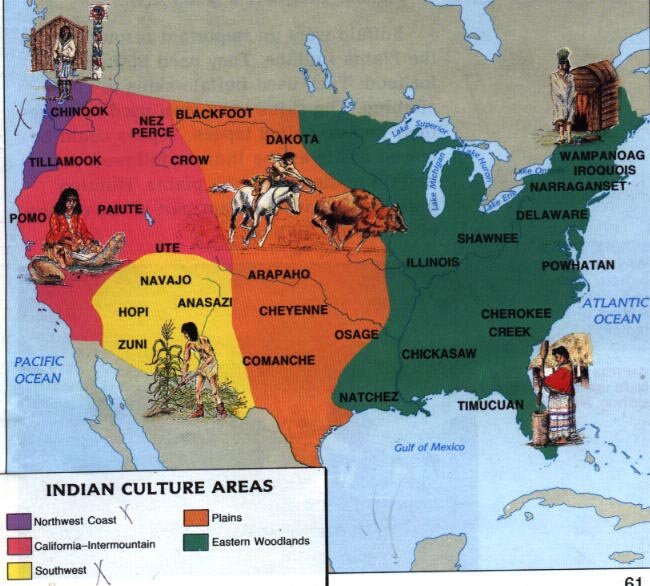 Native American Cultural Group 18